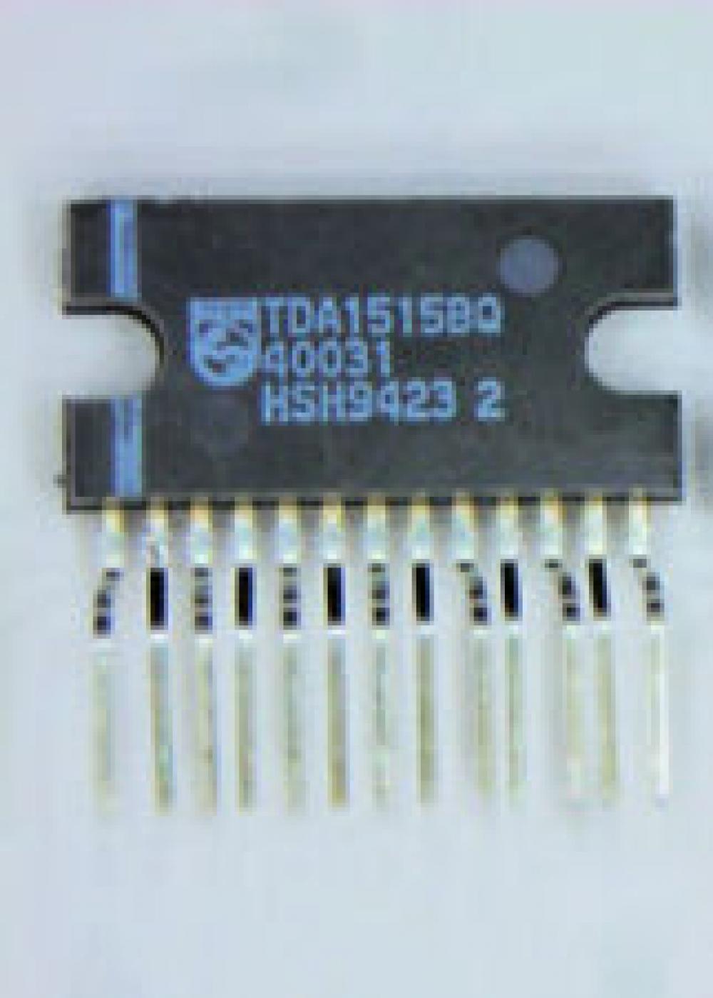 Tda1515bq Ic Integrated Circuits Ics 4000 Series Coastal Circuit
